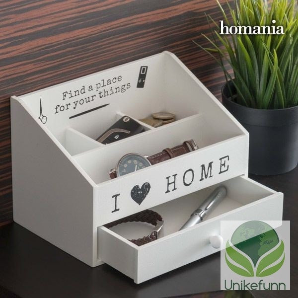 I LOVE HOME FRA HOMANIA ORGANISATOR - Langlevering.no