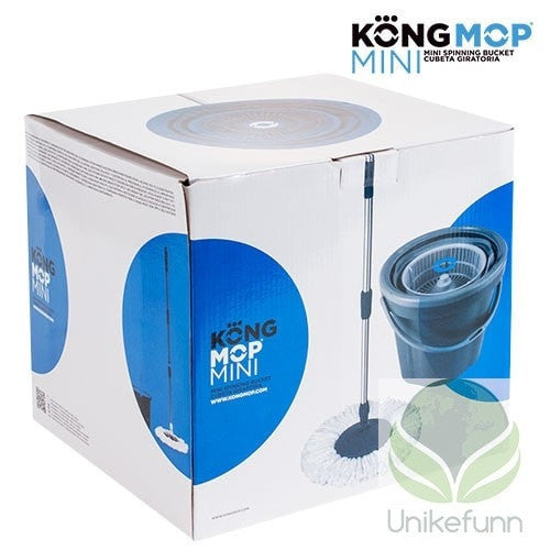 Kong Mop Mini Snurrende Mopp - Langlevering.no