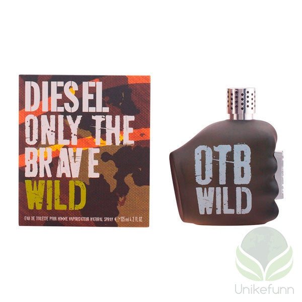Diesel - ONLY THE BRAVE WILD edt vaporizador 125 ml
