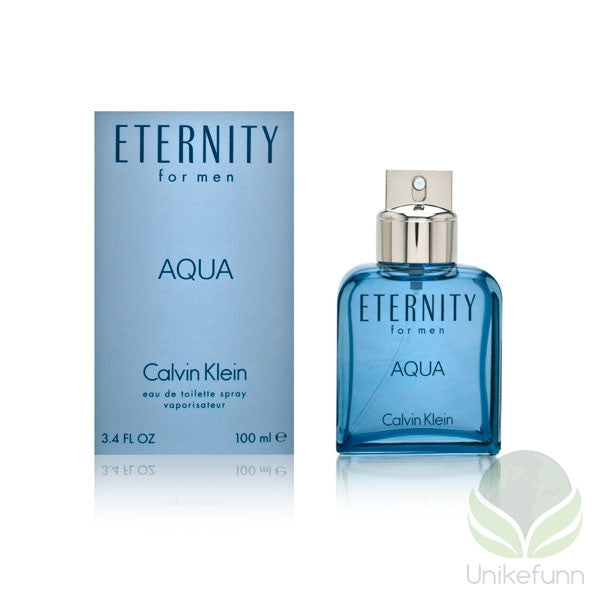 Calvin Klein - ETERNITY AQUA MEN edt vapo 100 ml
