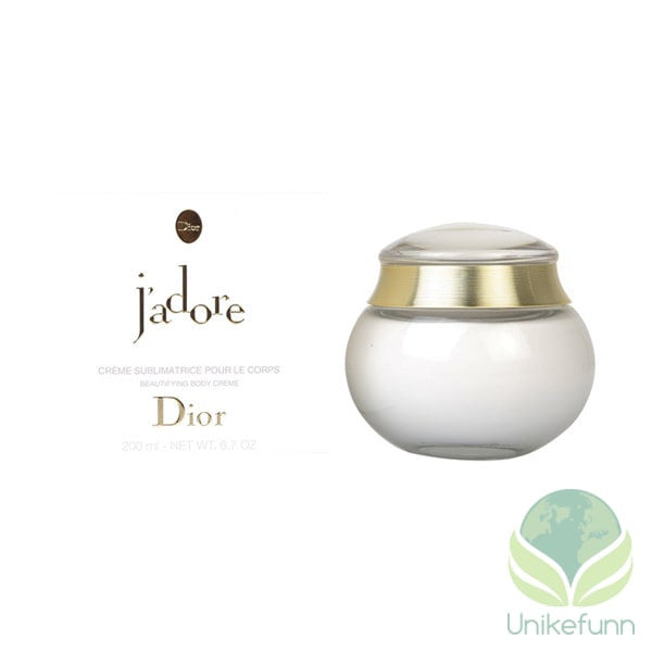 Dior - J'ADORE body cream 200 ml