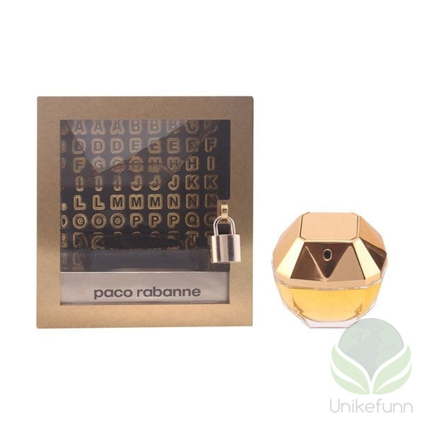 Paco Rabanne - LADY MILLION COLLECTOR edp vapo 80 ml