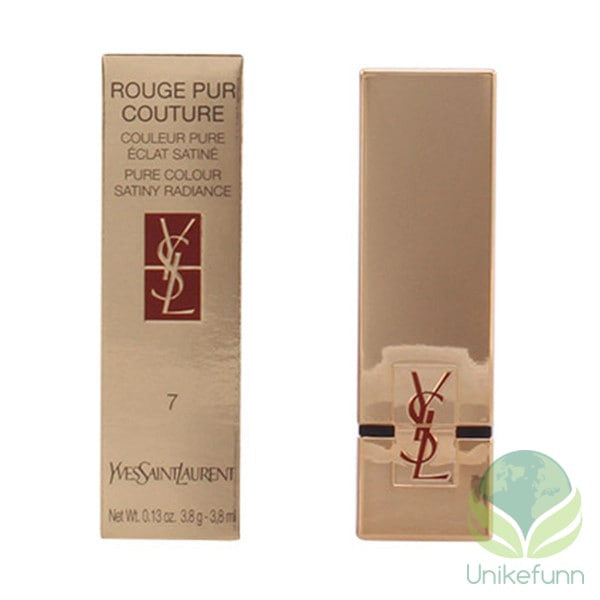 Yves Saint Laurent - ROUGE PUR COUTURE 07-le fuchsia 3.8 gr
