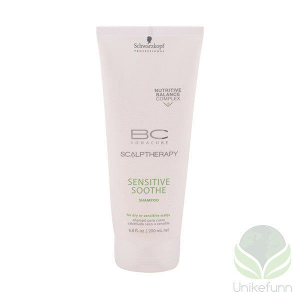 Schwarzkopf - BC SCALP THERAPY sensitive soothe shampoo 200 ml