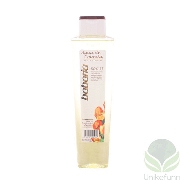 Babaria - ROYALE edc 600 ml