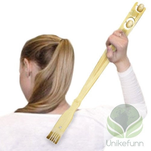 Bamboo Massage Ryggkløer - Langlevering.no