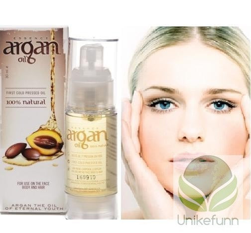 Argan Serum 30ml - Langlevering.no