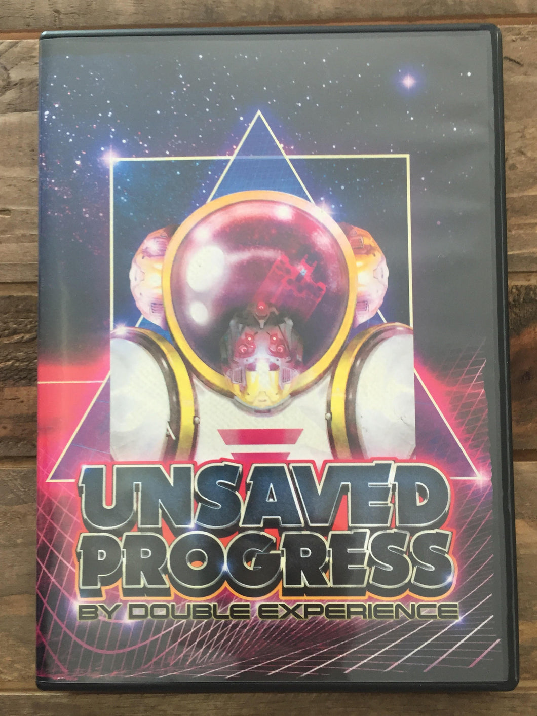 Unsaved Progress (Collector's Edition)