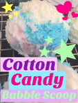 Cotton Candy Bubble Scoop