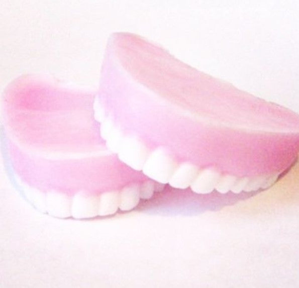 Denture Soap Set - peppermint scented
