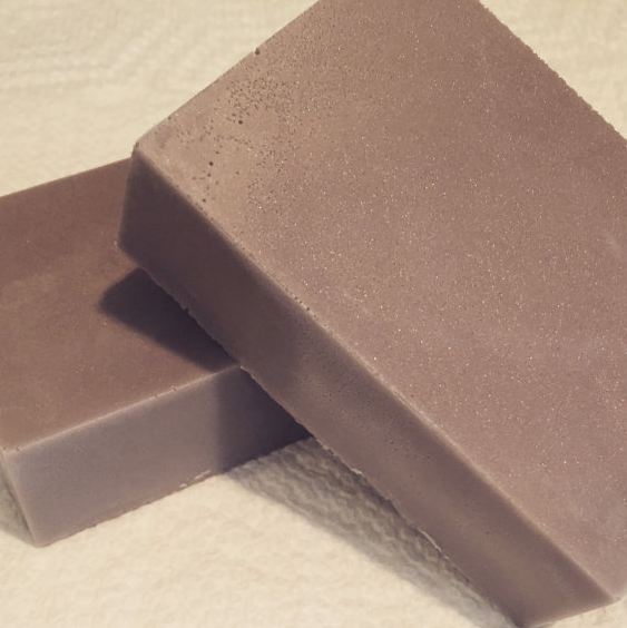 Gingerbread Latte Glycerin Soap Bar