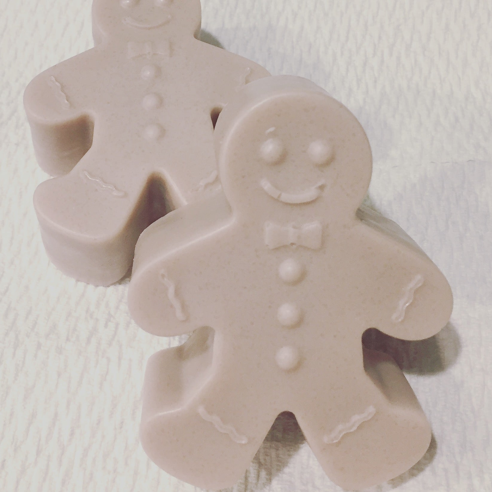 Gingerbread Man Sugar Soap Bar