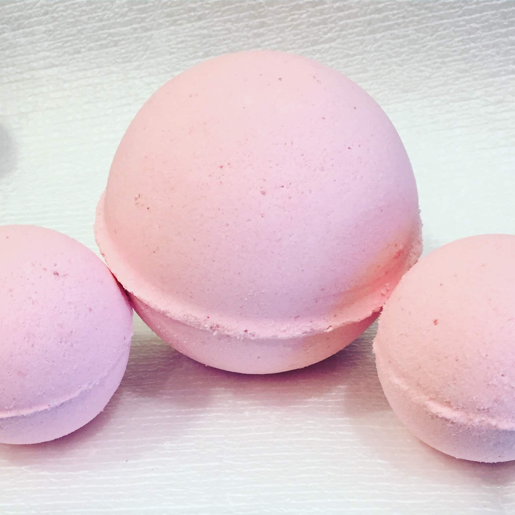 Strawberry Poptart Bath Bomb - SublimeDragonfly