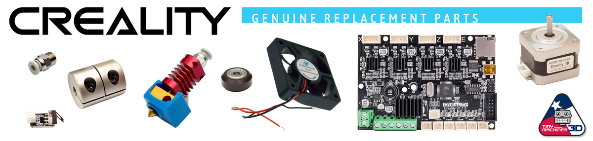 Replacement Parts for Creality Printers