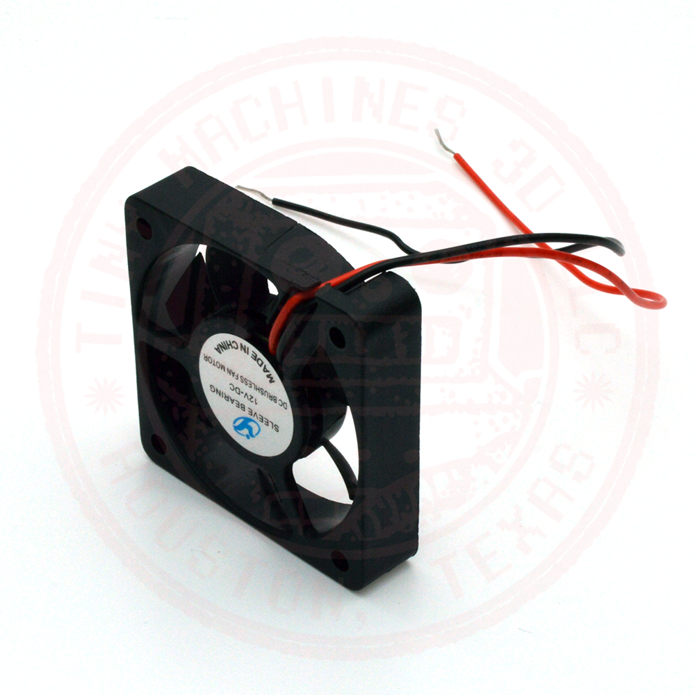 Replacement Fan 50mm for Control Box (12V) [MINI/10S/S4/S5]