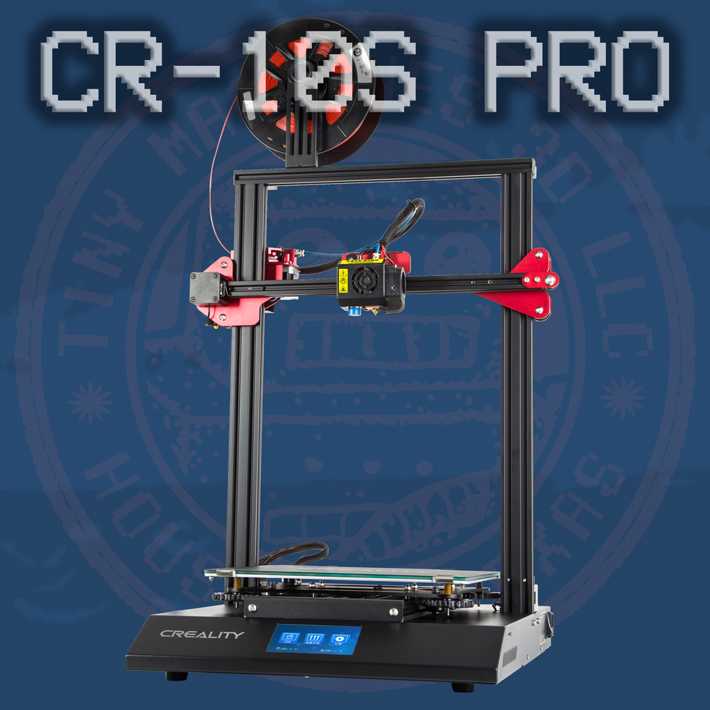 Creality CR-10S V1 PRO 3D Printer
