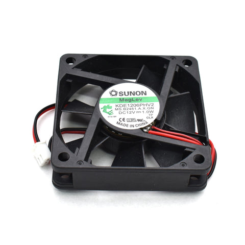 12V 6015 Axial Fan (STEALTH)