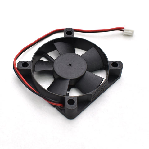 12V 5010 Axial Fan (STEALTH)