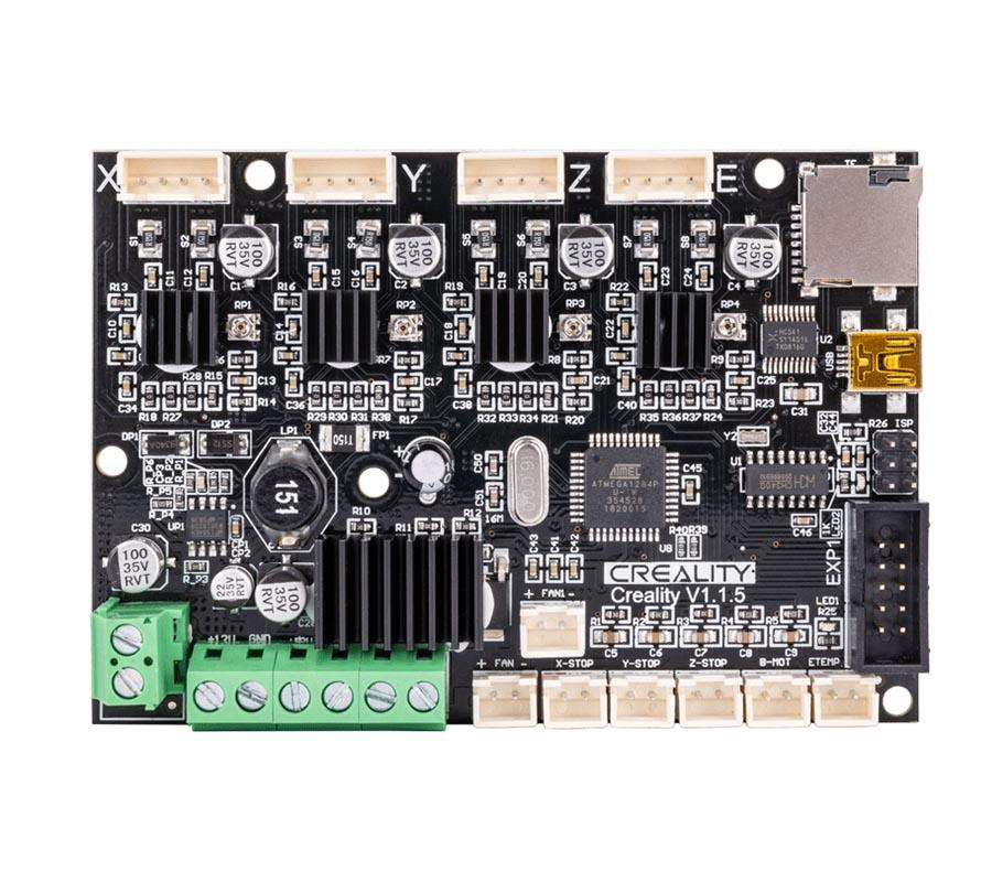 Creality CR Series Silent 1.1.5 Motherboard (Melzi/CR-10/Ender 3)