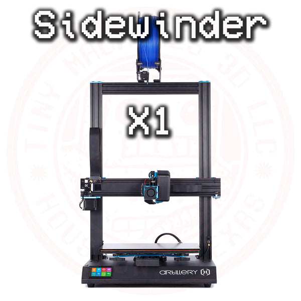 Evnovo Sidewinder X1 3D Printer