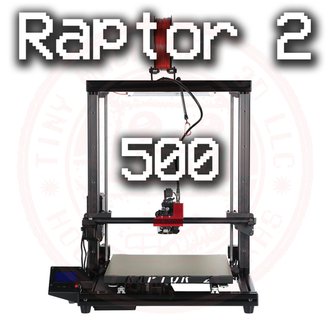 Formbot RAPTOR 2 (500) PREORDER 3D Printer