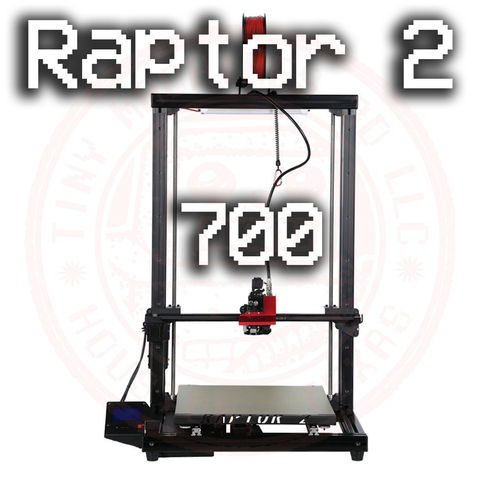 Formbot RAPTOR 2 (700) PREORDER 3D Printer