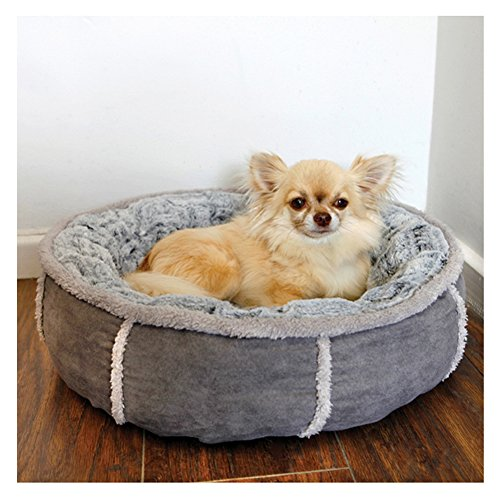 Luxurious And Comfortable Donut Bed With Anti Slip Base