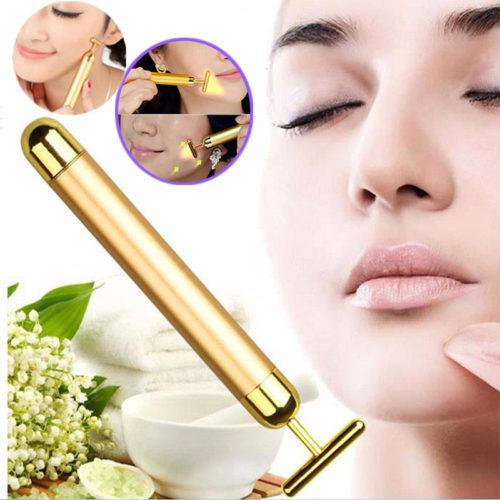 Slimming Face 24K Gold Massager
