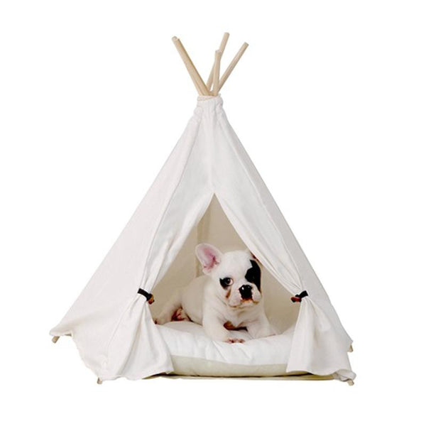Pet Teepee Tent Bed House
