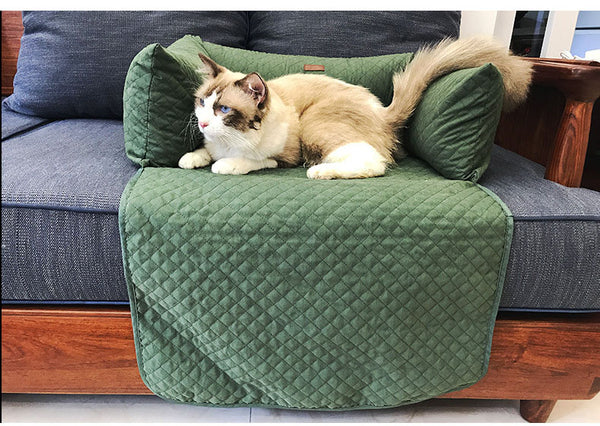 Winter Warm Pet Bed Couch Cover