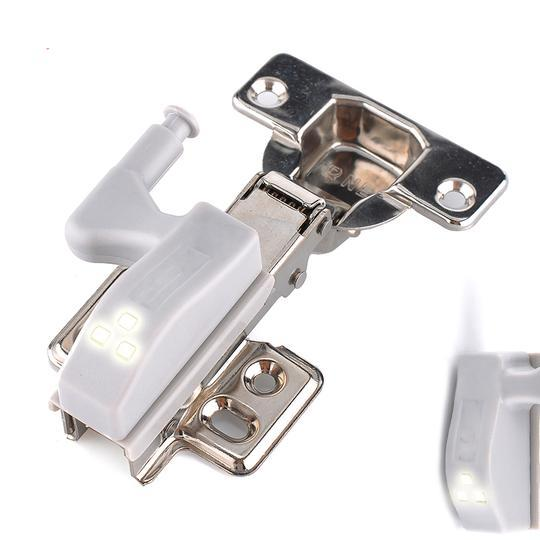Automatic Sensor Hinge LED Light - 10pcs