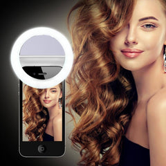 [2017 TOP SELLER] LED SELFIE RING FOR BEAUTIFUL SELFIES
