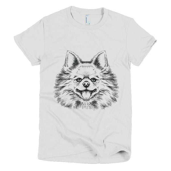 Dog Cute Mugshot T-shirt