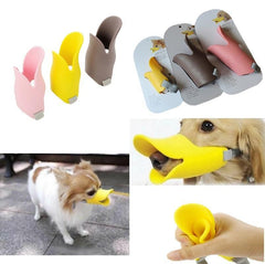 Adjustable Duckbill Dog Mask