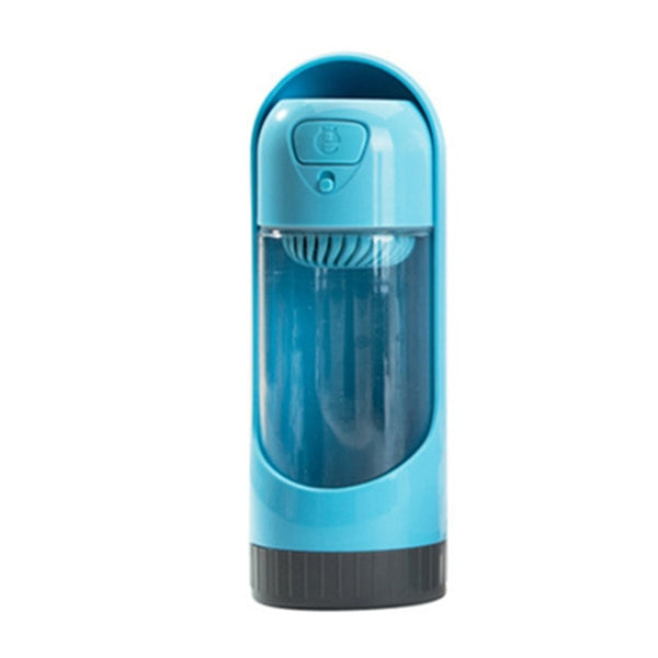 Portable Pet Water Bottle Dispenser - w/ additional filter replacement