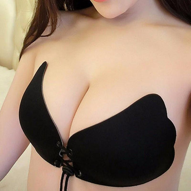 Strapless, Backless Invisible Bra