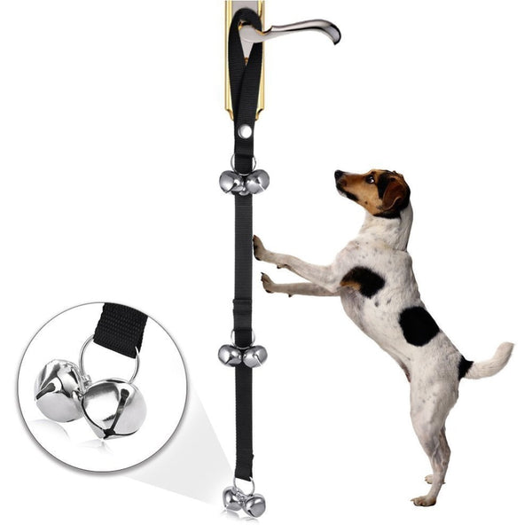 Poochie Bell- Dog training bell