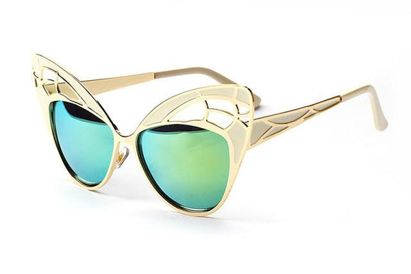 Butterfly Cat Sunglasses