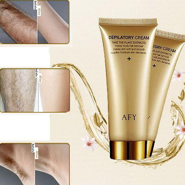 Full Body Hair Removal Depilatory Paste
