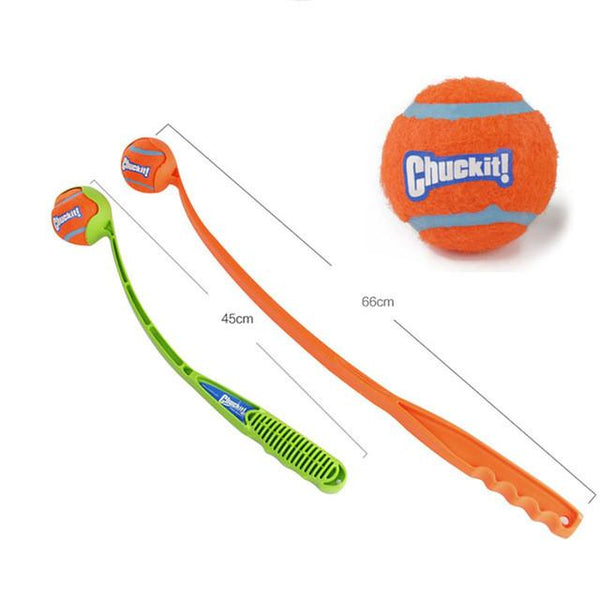 Ball Rocket Launcher for Dogs - Comes with 1 ball