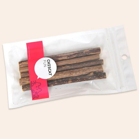 ChisCat Matatabi Cleaning Sticks - 25pcs/bag
