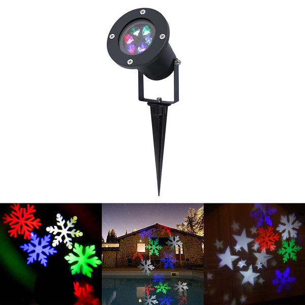 Christmas Light Projector