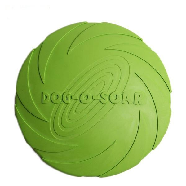 Dog-O-Soar Rubber Frisbee™