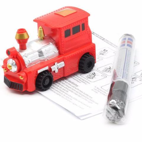 Inductive Toy Truck