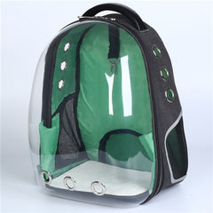 cat space backpack carrier capsule
