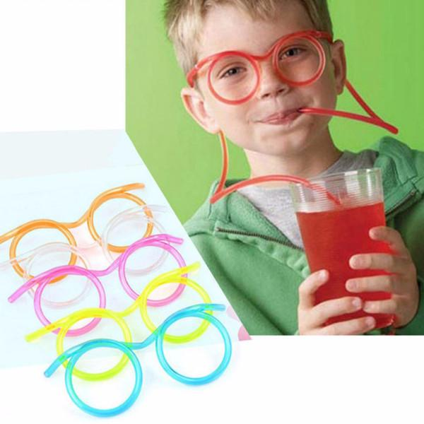 Funny Straw Glasses
