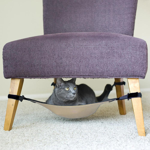 Fully Adjustable Cat Hammock Chair Bed
