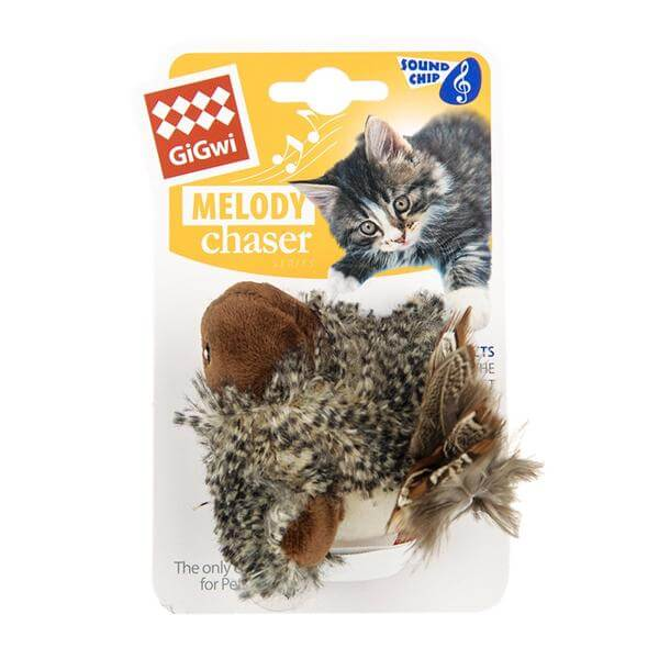 Melody Chaser Bird Interactive Cat Toy
