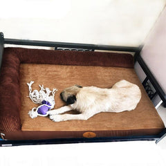 L-Shaped Lounge Sofa Pet Bed