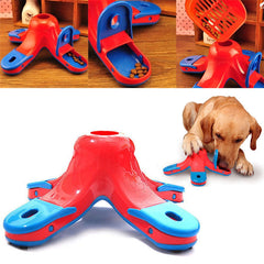 Dog Food Puzzle Feeder